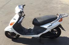 バイク買取例1 不動車